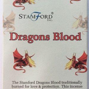Coni sangue di drago