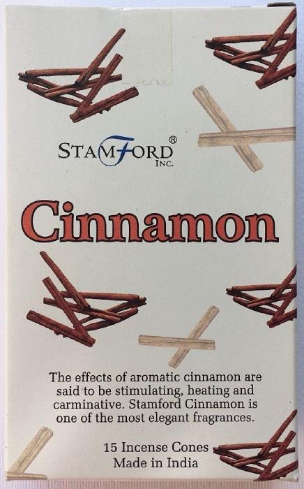 coni cinnamon