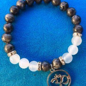 braccialetto labradorite