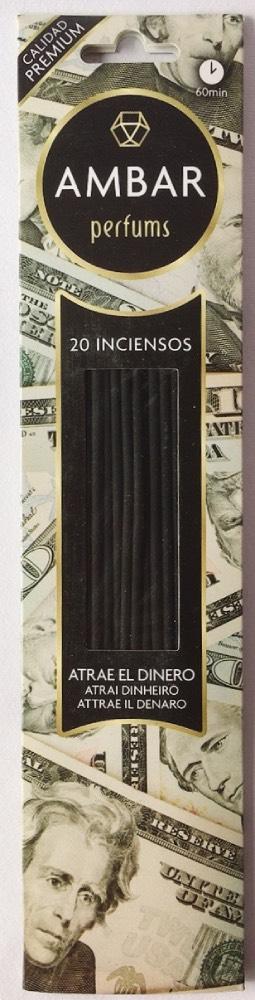 ambar atrae el dinero