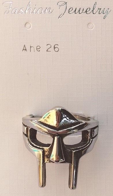 anello maschera