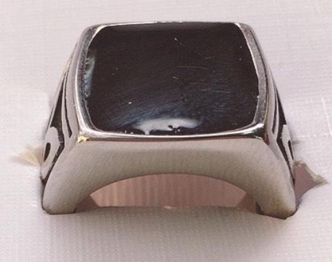 anello acciaio