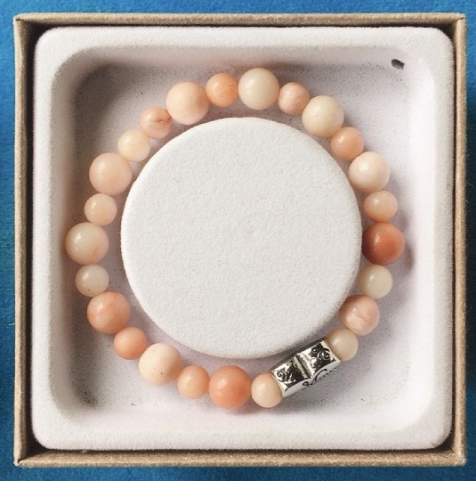 braccialetto giada