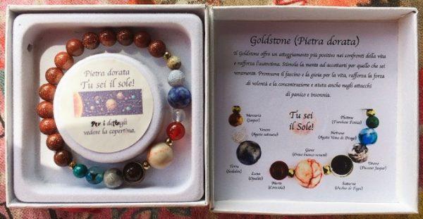 braccialetto sistema solare