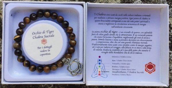 braccialetto chakra