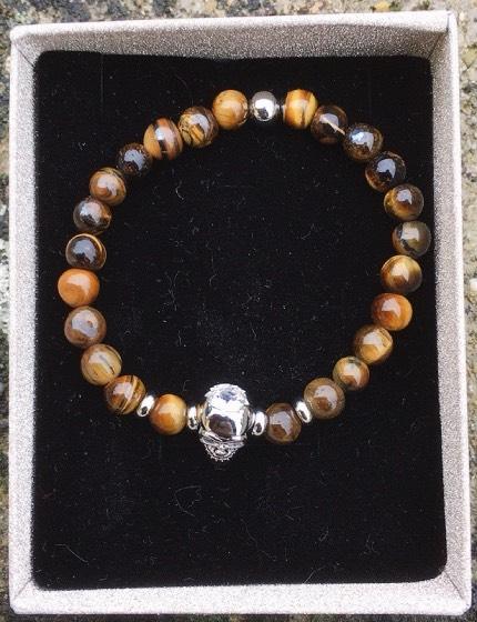 braccialetto occhio di tigre