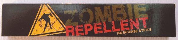 zombie repellent worner
