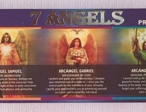 incenso 7 angels