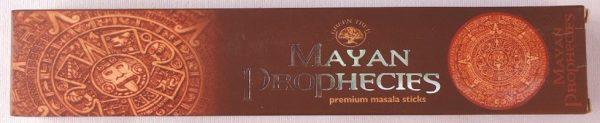 incenso mayan prophecies