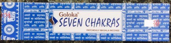 goloka seven chakra