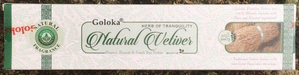 goloka natural vetiver