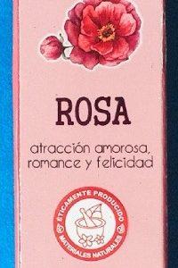 incenso rosa