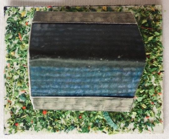 casetta cartoncino