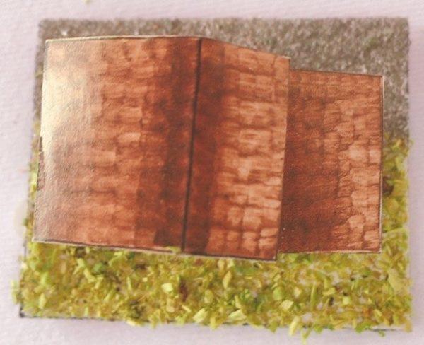 casetta cartoncino.