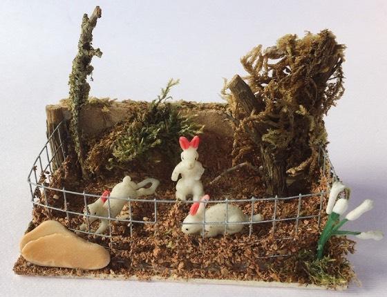 recinto conigli