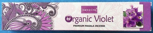 organic violet