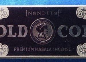 nandita gold coin