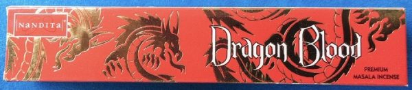 incenso sangue di drago