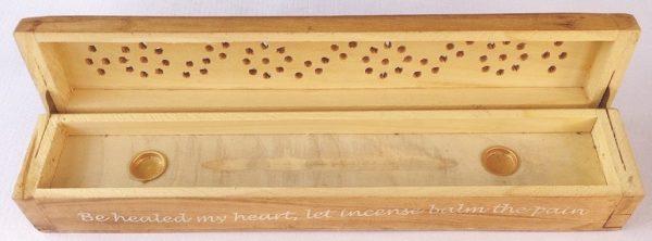 cassettina legno incensi