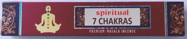 spiritual 7 chakras
