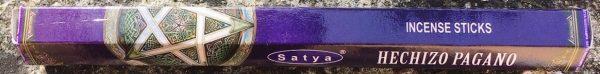 Satya pagan spell