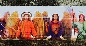 Satya 7 arcangeles