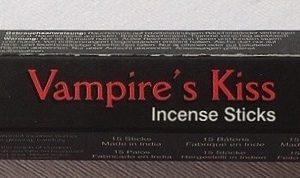 stamford vampire's kiss