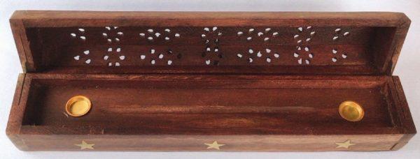 cassettina legno