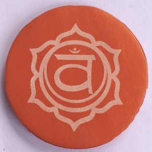 cuscino chakra sacrale