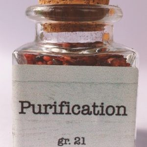 Incenso purification