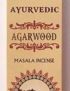 incenso agarwood