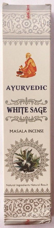 Ayurvedic white sage