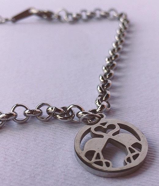 braccialetto fenicotteri