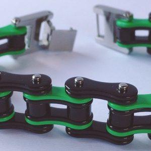 catena verde e nera