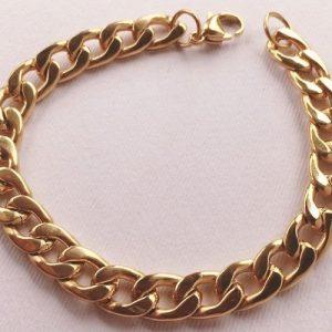 braccialetto dorato