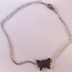 braccialetto farfalla