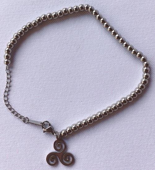 braccialetto triskel