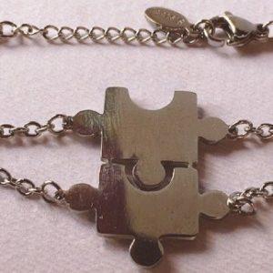 braccialetto puzzle