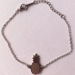 braccialetto ananas