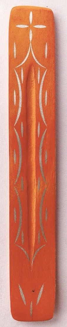 brucia incensi arancio