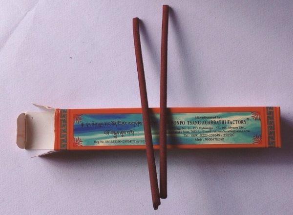 incenso alle erbe tibetane