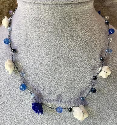 collana perline