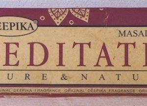 Incenso meditazione