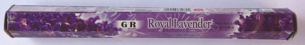 incenso royal lavender