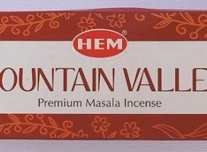 valle di montagna