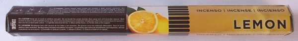 incenso limone