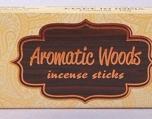 incenso legni aromatici