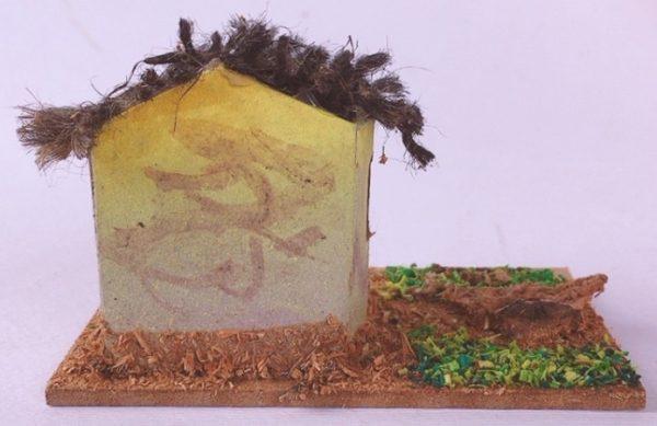 casina per presepe