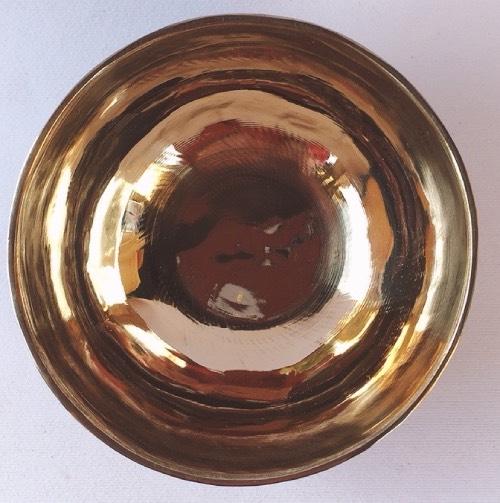 campana tibetana bronzo