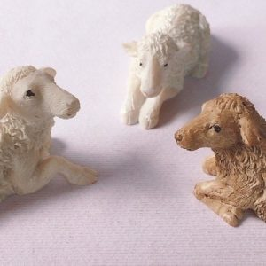 pecore presepe